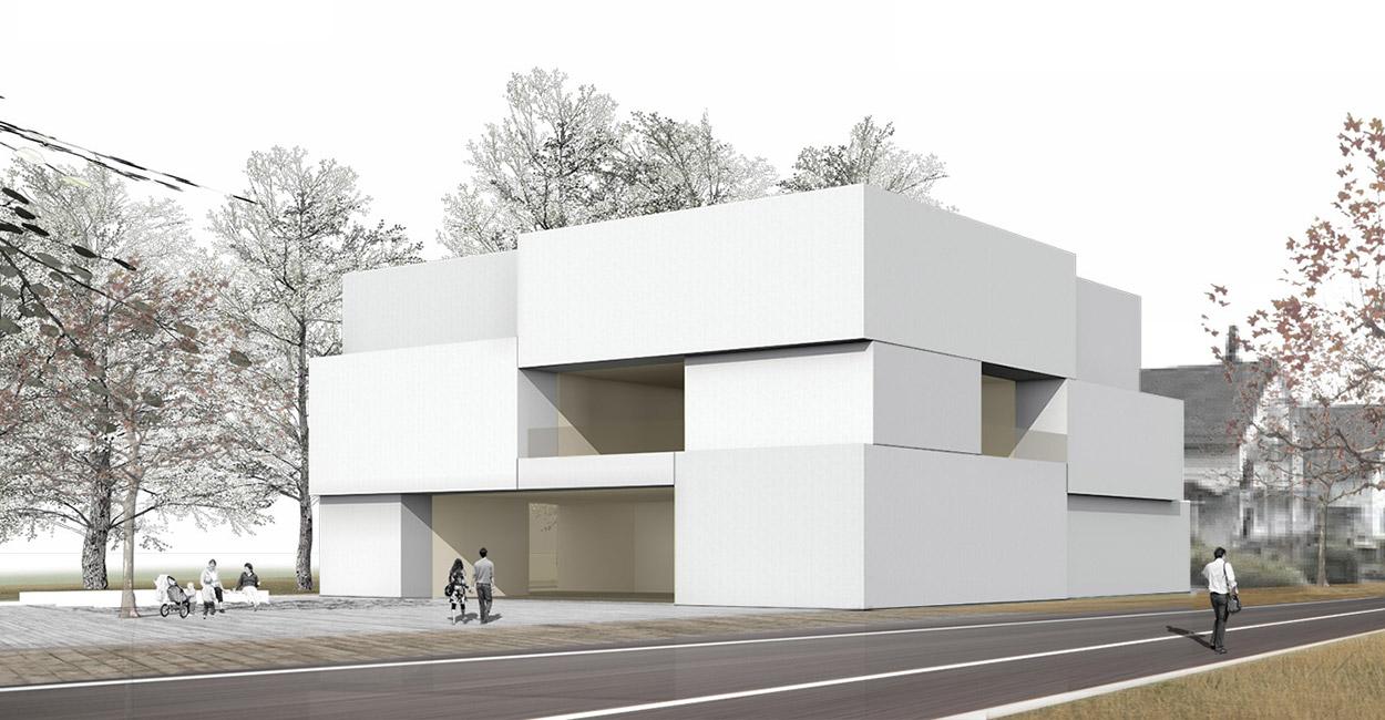 VillénPahmeier Architekten, André Ernst,Erweiterung Bezirksgericht Meilen, Zürich
