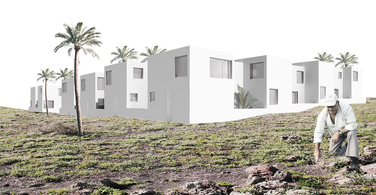 Villén Pahmeier Architekten - San Bartolomé, Lanzarote