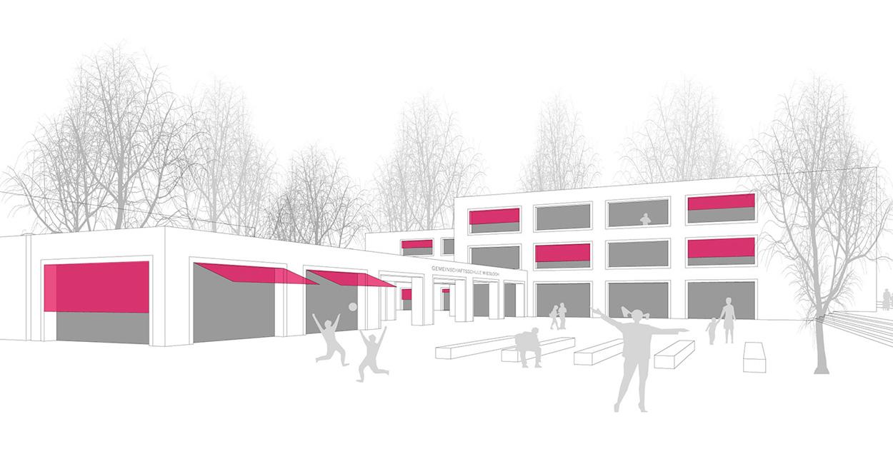 VillénPahmeier Architekten - Gemeinschaftsschule Wiesloch