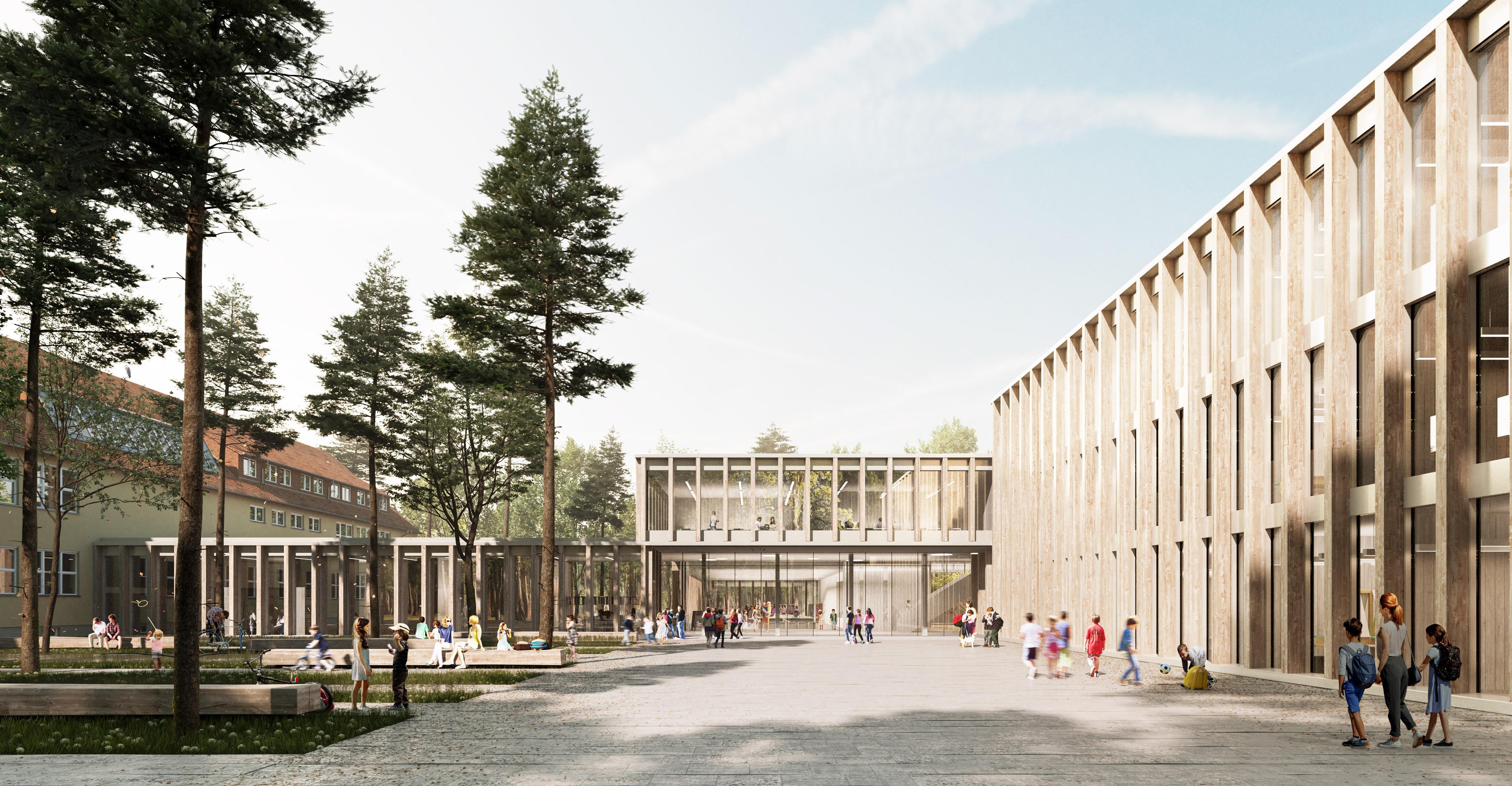 VillénPahmeier Architekten_Grundschule Im Rosenpark_Werneuchen